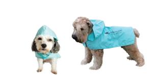 waterproof rain gear for dogs, Roo Rain Gear, RPET